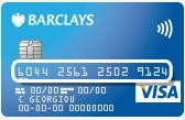 Barclays Contactless card