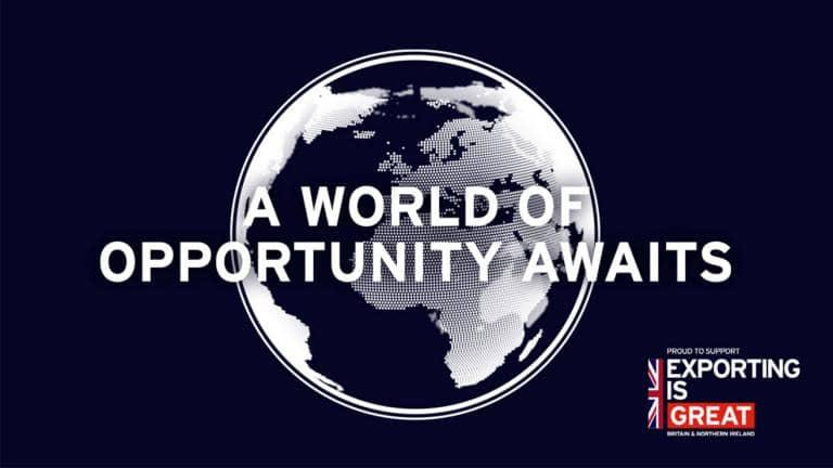 A world of opportunity awaits
