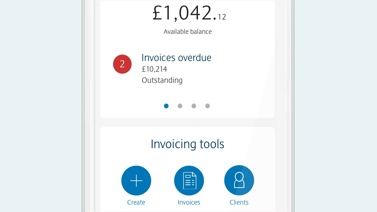 Barclays Invoicing