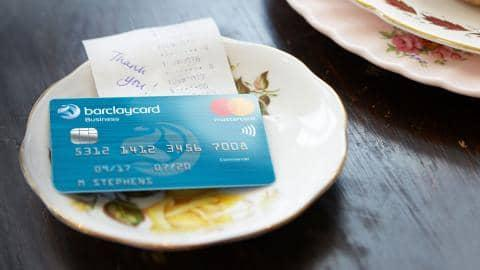Business credit and charge cards