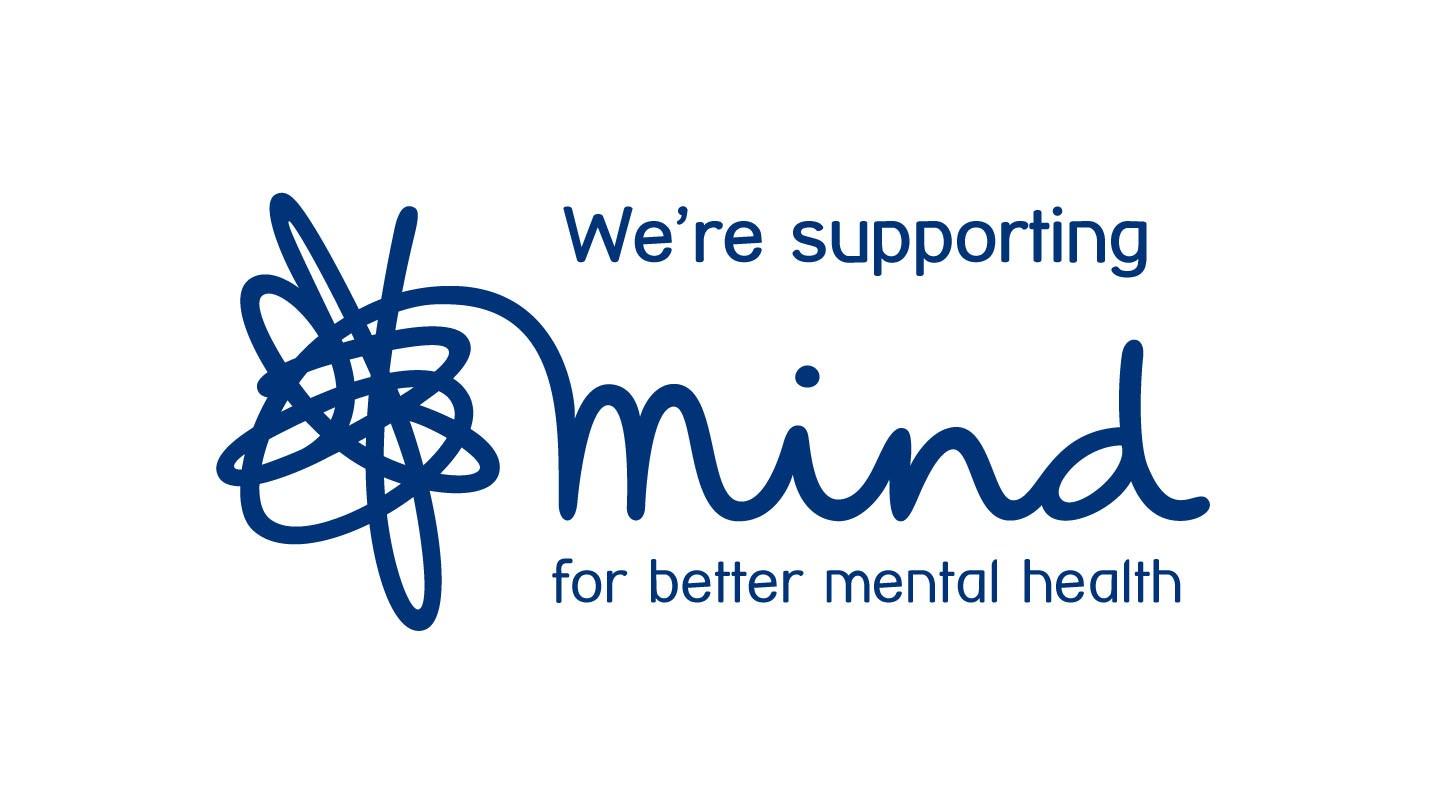 We're supporting mind for better mental health
