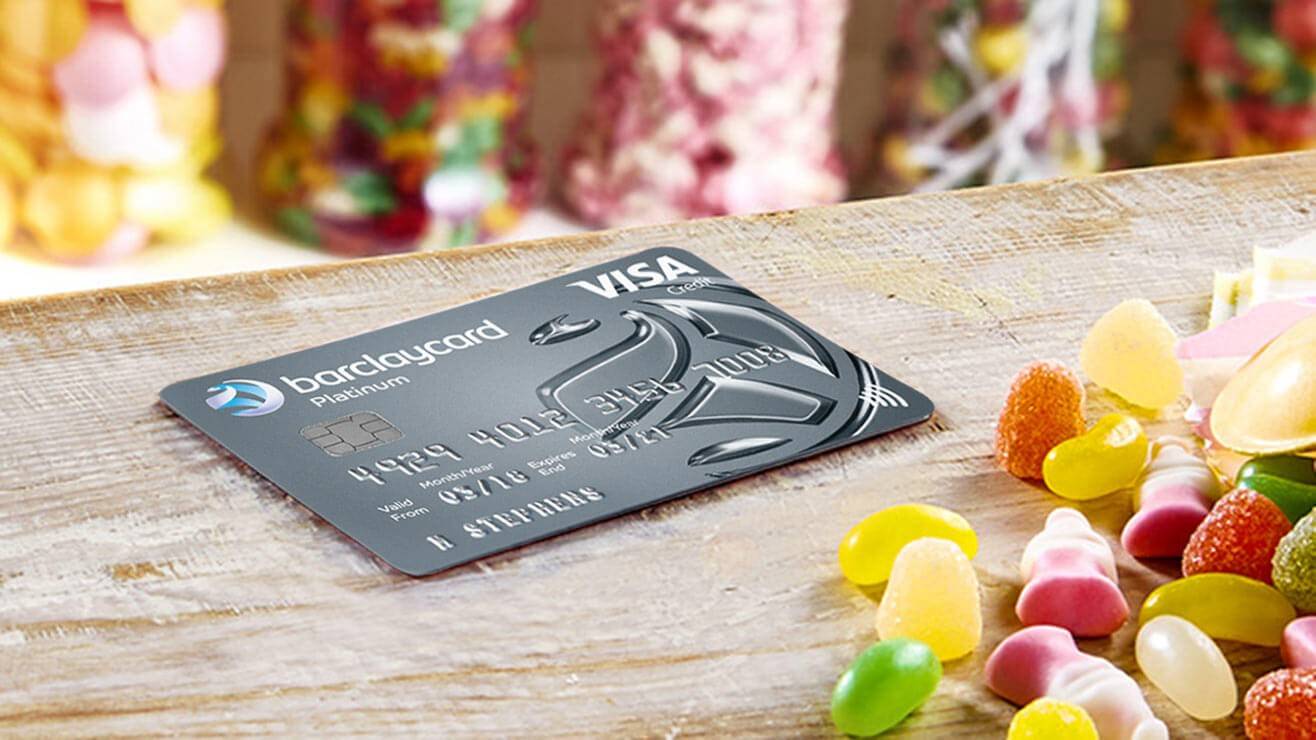 visa card barclays bank