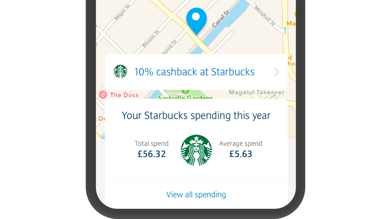 Tap a payment to see when and where you spent your money, and check your payment calendar.