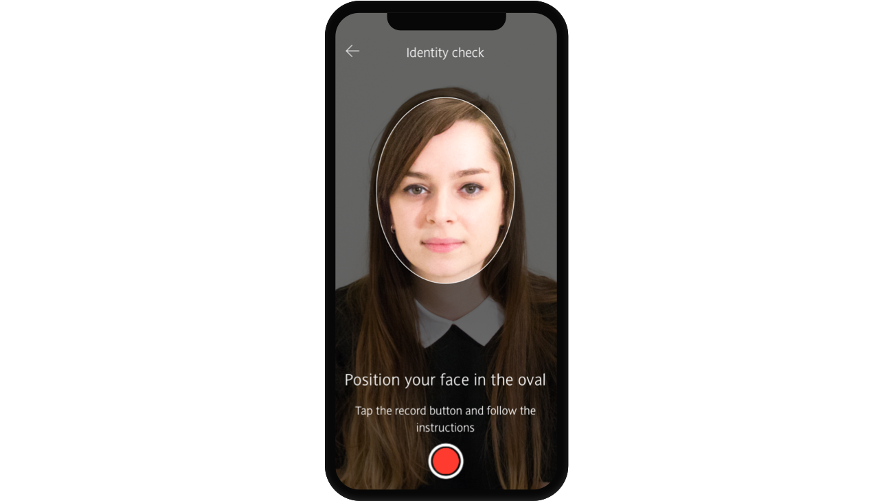 Want an account , open the app and apply with video selfie