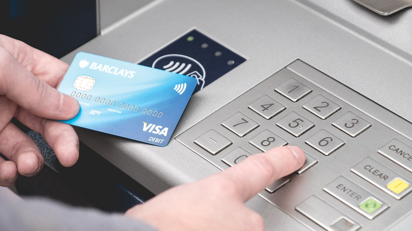 Contactless cash | Barclays