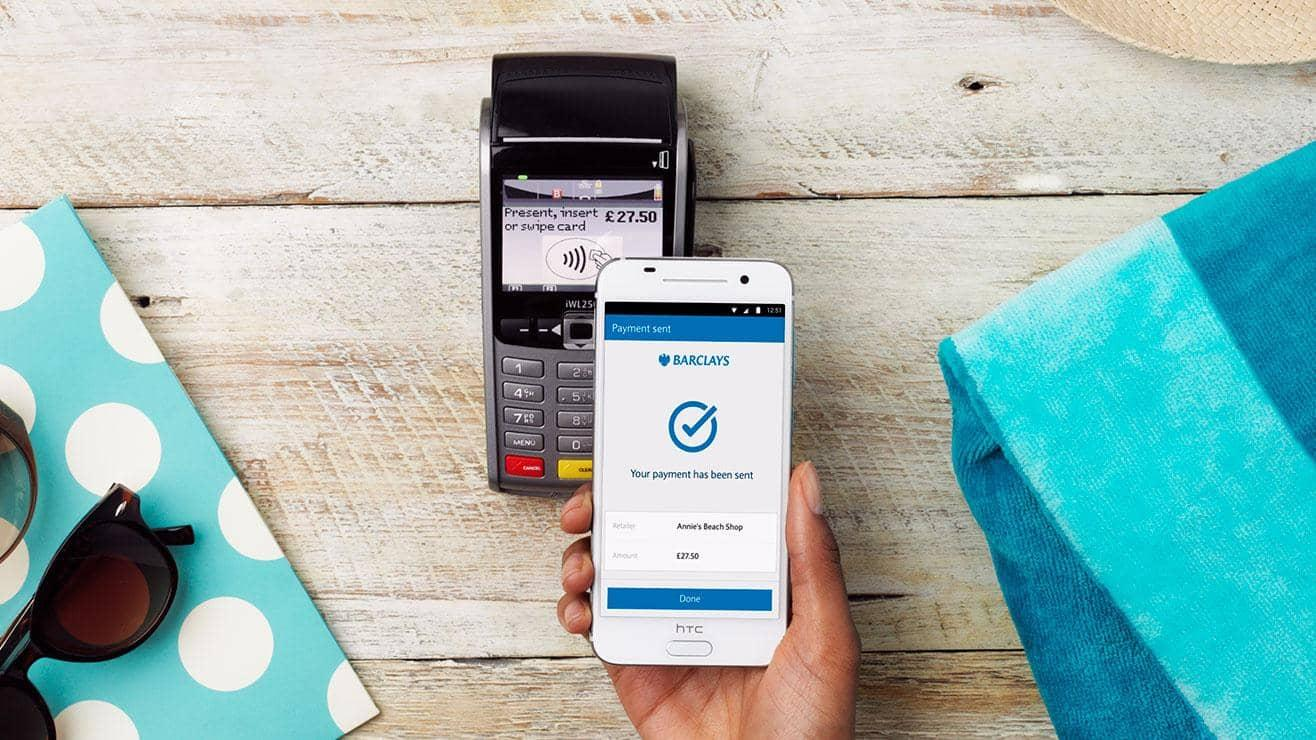 Contactless Mobile | Barclays