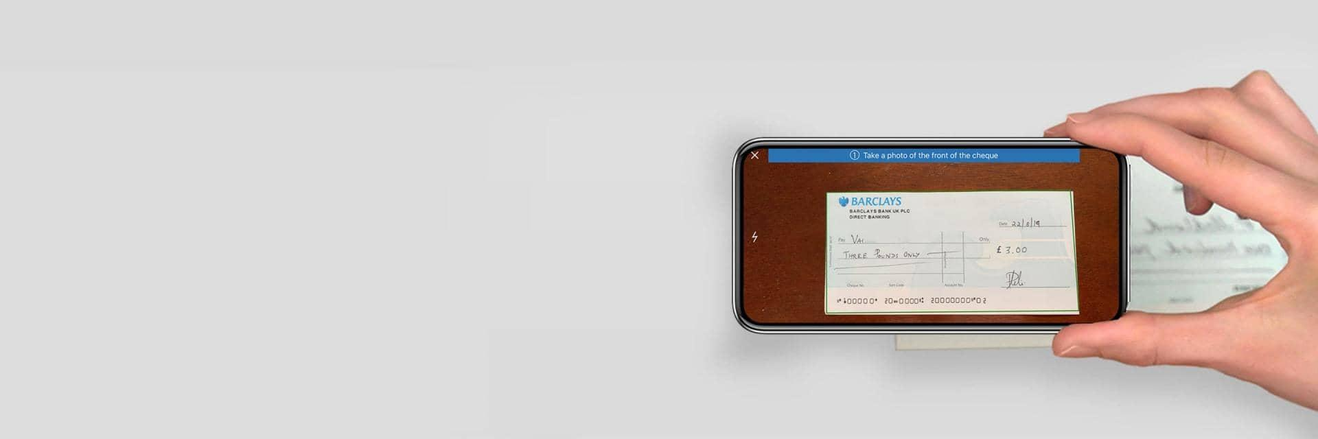Future of cheques | Barclays