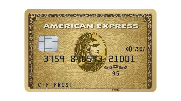 American Express Gold Card®